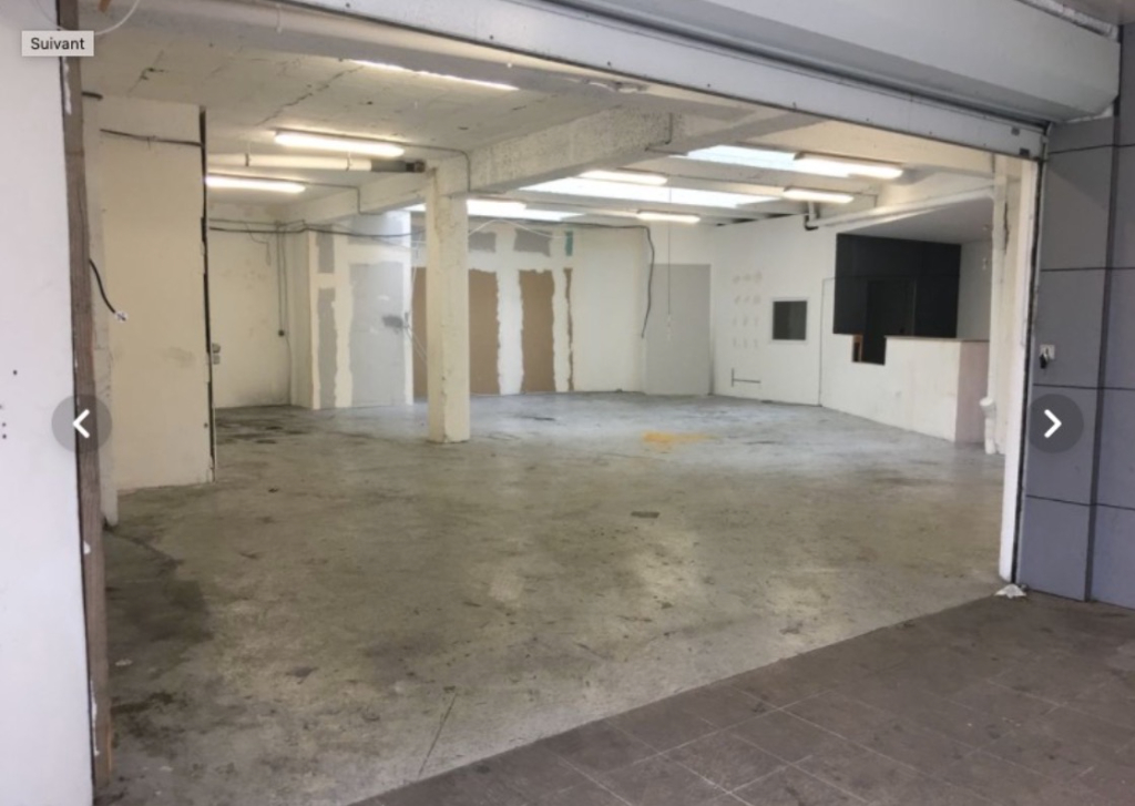 Local commercial Brest 900 m2