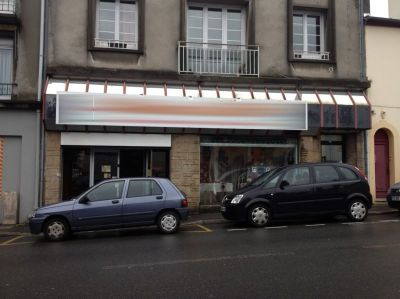 Local commercial Brest 300 m2 3/3